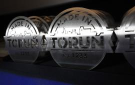 Na zdjęciu: logo programu Made in Toruń