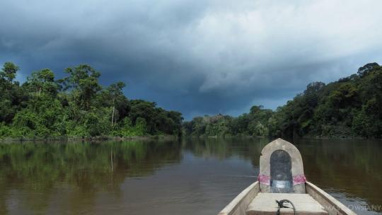 zdjęcie z wyprawy Tomasza Owsianego do Gujany