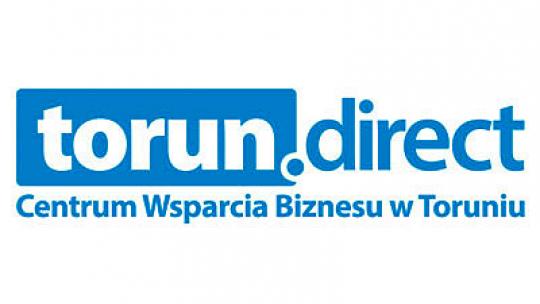 Centrum Wsparcia Biznesu w Toruniu, logo
