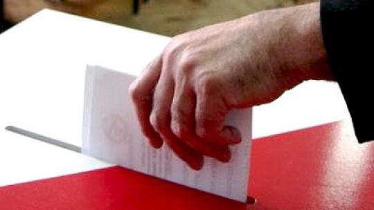 Wybory do rad okręgów 2016