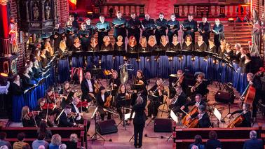 Zdjęcie z jednego z festiwalowych koncertów, fot. Marek Krupecki