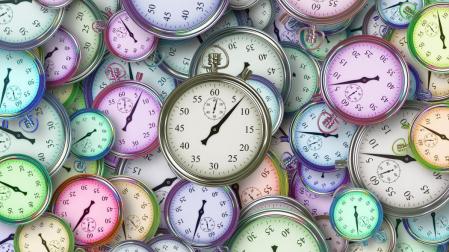 zdjęcie zegarków