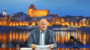 Na zdjęciu: Prezydent Miasta Torunia Michał Zaleski