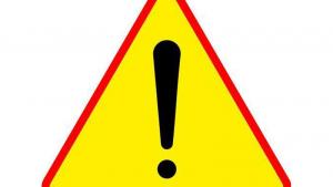 Na zdjęciu: znak drogowy informacyjny