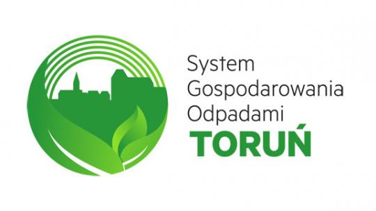 logo toruńskiego Systemu Gospodarowania Odpadami