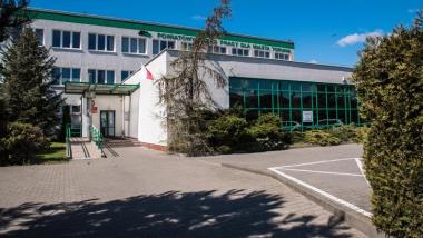 Na zdjęciu: budynek PUP-u