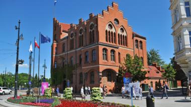 Budynek Urzędu Miasta Torunia
